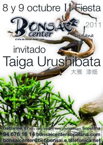 Bonsai Expo en Sopelana - eventos
