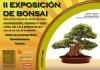 Cartel II Exposición de Bonsai, Amigos del Bonsái Lorca