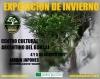 Cartel Exposicion de Invierno - Argentina