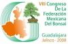 Cartel VIII Congreso de la Federacion Mexicana del Bonsai