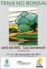 Cartel 4ª TENJI NO BONSAI - Mostra nacional de KUSAMONO